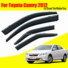 Car Sun Visor Window Rain Shade for Plastic Accessories For Toyota Camry 2012