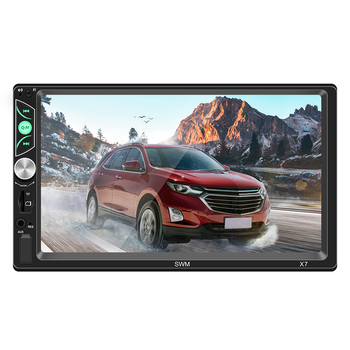 2 Din X7 7 Inch Auto Car Mp5 Video Player Bluetooth Stereo Audio Aozbz