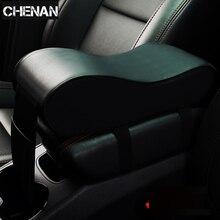 Кожаный автомобиль Подлокотник Универсальный Авто подлокотники для автомобиля центральная консоль подлокотник сиденье накладка автомобиля защитный подлокотник сиденье накладки на коробку