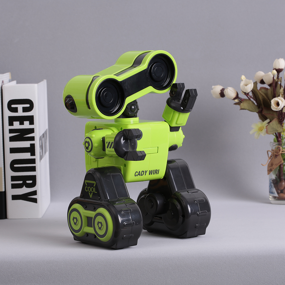 JJR C R13 RC Robot CADY WIRI Intelligent Robots Science Exploration Programmable Music Dance RC Toys