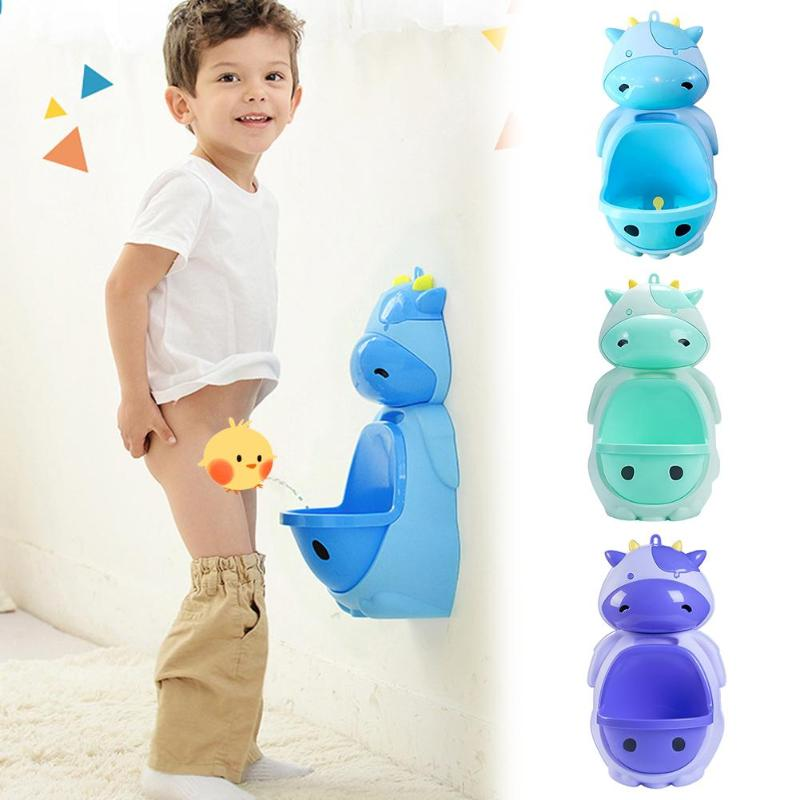 Baby Boy Potty Toilet Training Children Stand Vertical Urinal Boys Pee Infant Toddler Wall-Mounted Kids Boy Trainer Baby Care