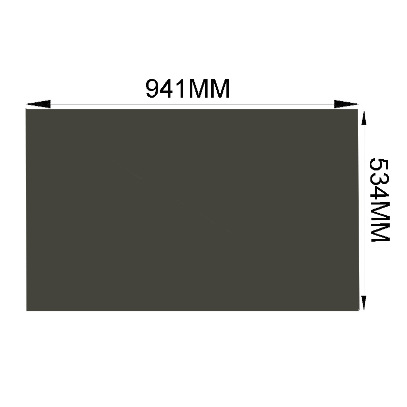 1PC New 42inch 0 degree TV Polarizer Film For LCD LED Screen Panel