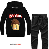 New Pattern Fashion Children Spring And Autumn Sport Style Hoodie Suit