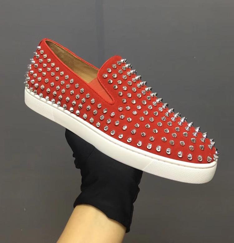 Hombre Sapatilhas Top Sneakers Do 46 Picture Para Rebites Couro Low Dos Vestem Se Marca Tamanho Desenhador Casamento Picture Sapatos De Homens as Mais Zapatos As Fq8XwqxPr