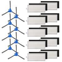 8 seite Pinsel 10 Filter Für ihre eufy RoboVac 11S und RoboVac 30 Roboter Staubsauger Ersatzteil-in Staubsauger-Teile aus Haushaltsgeräte bei