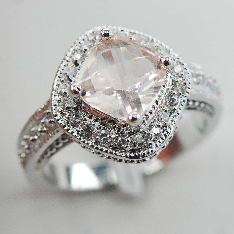 Style HAWAII PALMIER 925 Plaqué Argent Charme Zircone Cubique Perles Fit European Bracelets