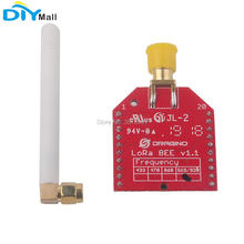 DIYmall for Dragino LoRa Bee Long Range RF Wireless Transceiver Module SX1278 SX1276 915MHz 868MHz 433MHz