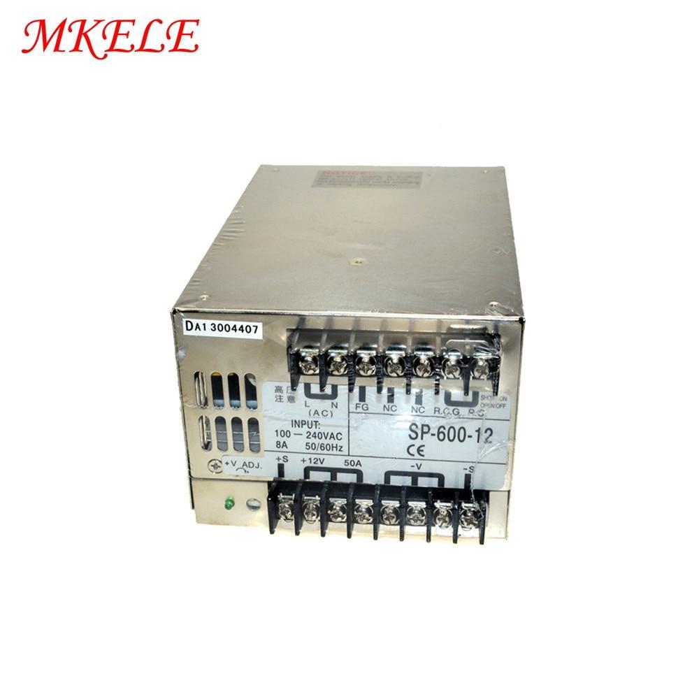 600W Multi Terminals Switching Power Supply DC12V 13.5V 15V 24V 27V 48V SP SMPS