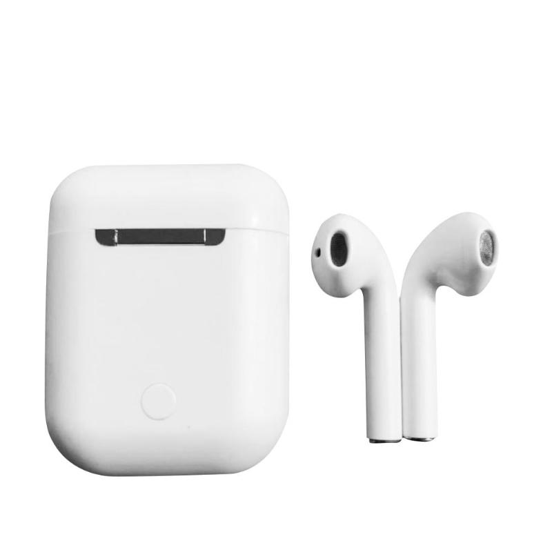 <font><b>i14</b></font> <font><b>TWS</b></font> Wireless Bluetooth Earphones Touch Control <font><b>Earbuds</b></font> w/Charging Box image