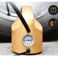Air Compressor 12V Air Compressor Car Tyre Inflator Portable Tire Inflator Inflatable Pump Compresor De Aire 12V De Coche