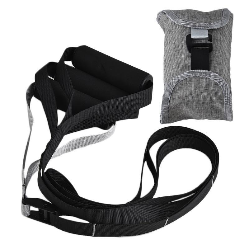 Yoga Tension Belt Yoga Fitness Suspension Training Belt Suspension Resistance Trainer Kit Professional Workout Training Straps