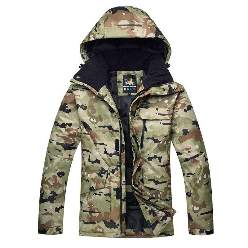 LGFM-ARCTIC QUEEN-40 homme vestes de neige professionnel snowboard manteaux ski costume vestes imperméable hiver Costumes de plein air