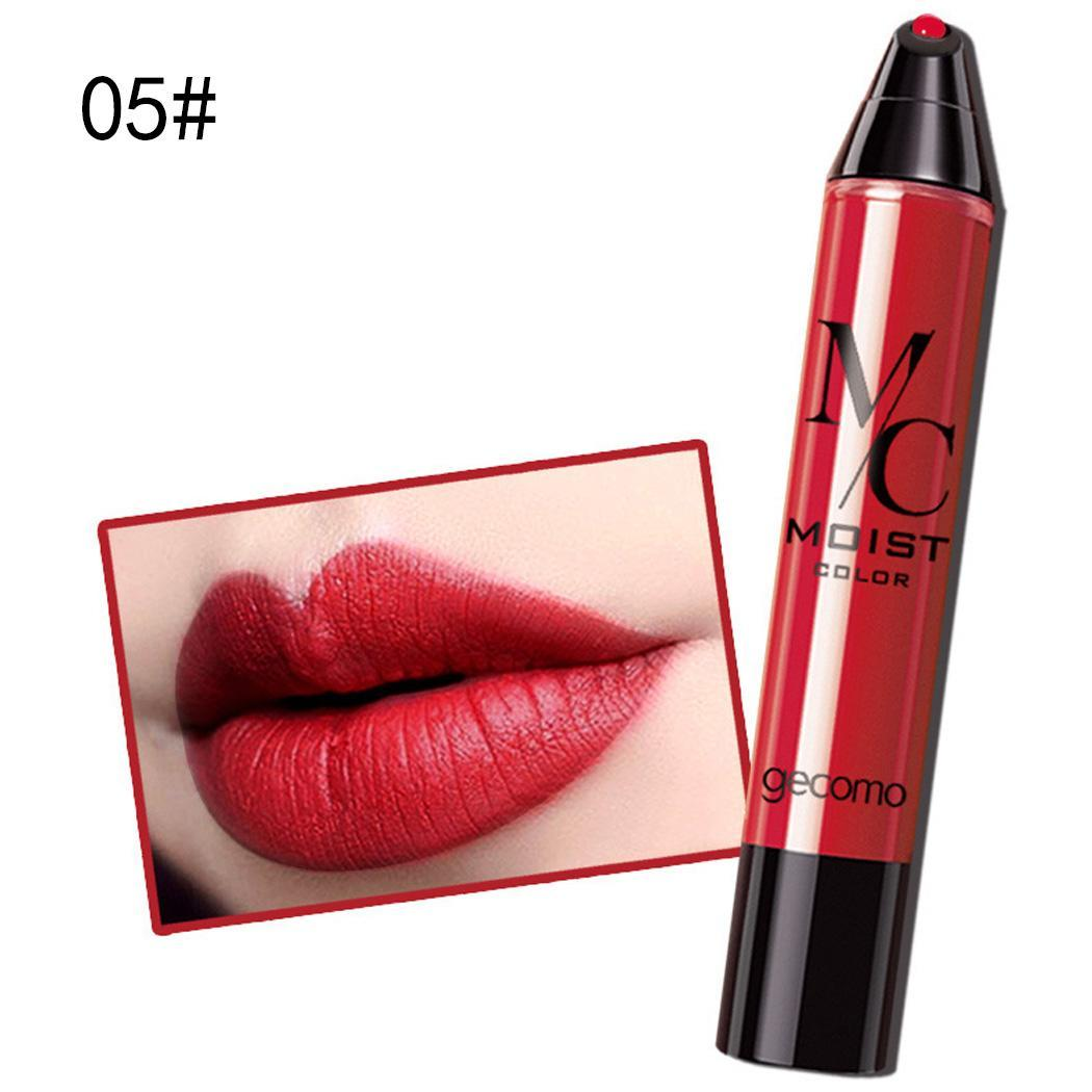 Lip Long-Lasting Irresistible Glossy Red Temptation Color Squeeze Amazing Glaze 5
