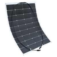 90W 18V New Efficient Solar Cell Solar Panel for 12v 24V System DIY RV Car Marine Boat Home Charger