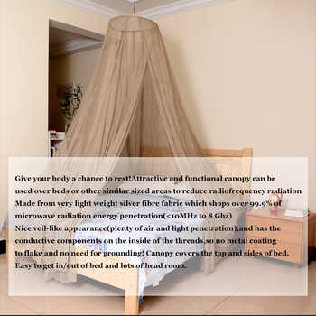 EMF EMI shielding Hung Dome Mosquito Net 60*250*1200 - DISCOUNT ITEM  0% OFF All Category