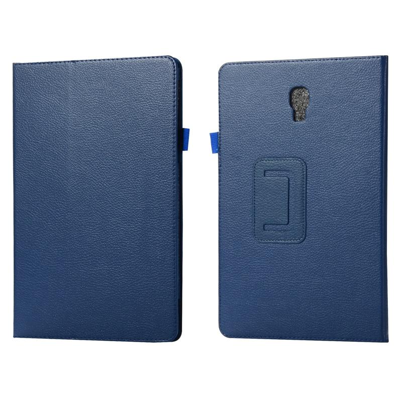 50PCS Lot Good Quality Folio Stand PU Case For Samsung Galaxy Tab A A2 10 5