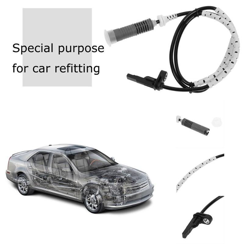 Back To Search Resultsautomobiles & Motorcycles Brake System Energetic 996mm/39.2 Abs Rear Wheel Speed Sensor For Bmw 1 Series And 3 Series E82 E81 E88 E87 E90 E91 E92 34526762476 Rear/ Front Axle