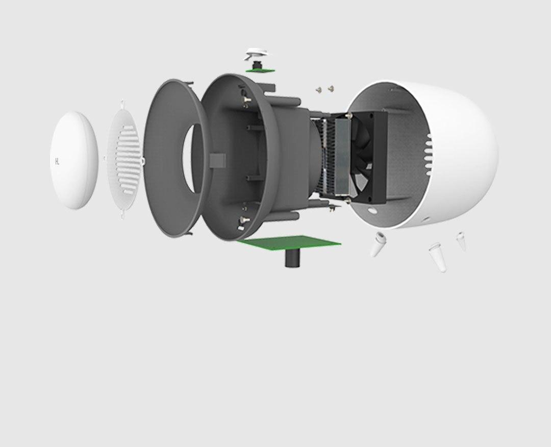 Счастливой жизни мини электрический нагреватель PTC быстрый нагрев W/переносной грелка для рук