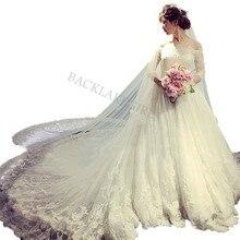 ff18e4b253 Long Tailing Wedding Dress 2016 New Pattern Korean Tube Top Xian Shouqi Land  Long Sleeve Bride