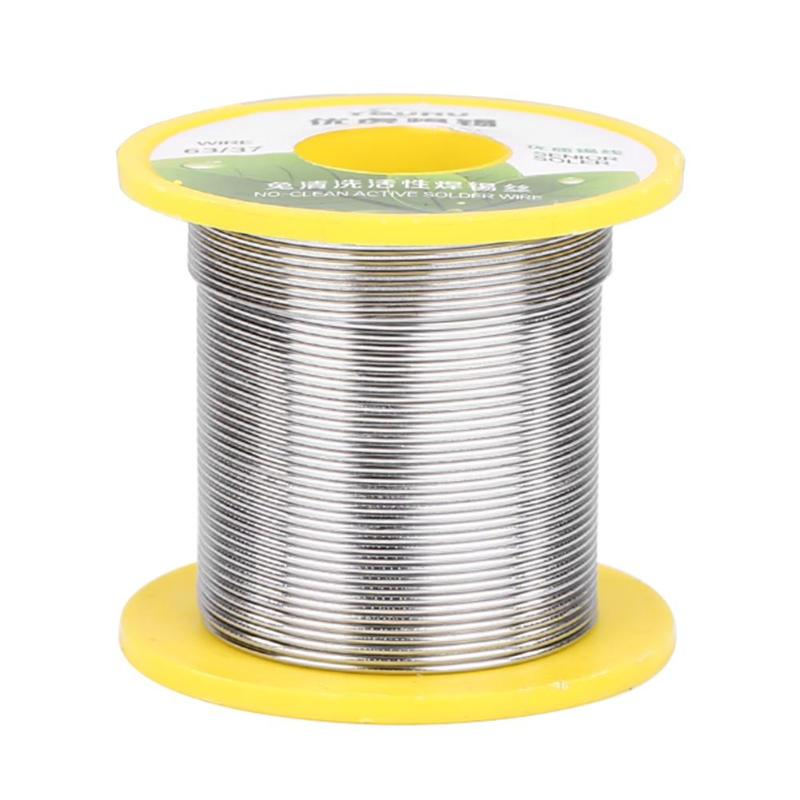 200g Tin Lead Rosin Core Solder Wire Soldering Iron Flux Reel Welding Line for Meatalworkng Accs 0.5/0.6/0.8/1.0/1.2/1.5/2.0mm|Welding Wires|   - AliExpress