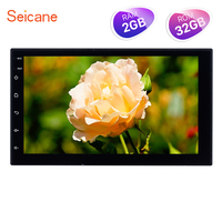 Seicane high Version RAM 2GB+ ROM 32GB Android 8.1 7 inch 2Din Universal Car Radio GPS Multimedia Unit Player For VW Nissan Kia