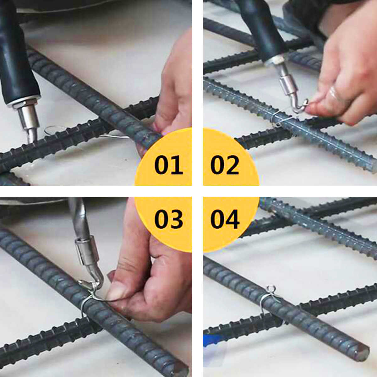 Concrete Wire | Detail Feedback Questions About 1pc New Rebar Tie Wire Twister