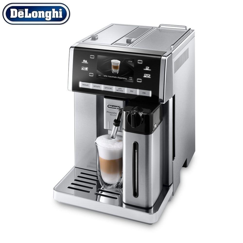 Coffee Machine DeLonghi ESAM 6904 M kitchen automatic Coffee machines automatic Coffee Maker cappuccino Kapuchinator automat кофемашина delonghi esam 6904 m серебристый