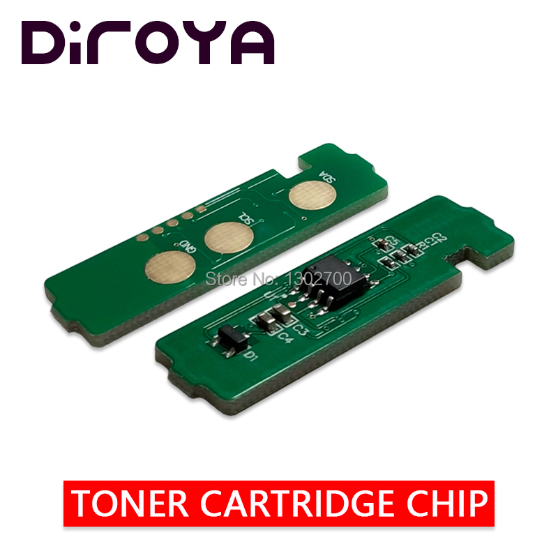 8PCS CLT K404S CLT C404S CLT M404S CLT Y404S toner cartridge chip for samsung Xpress C430
