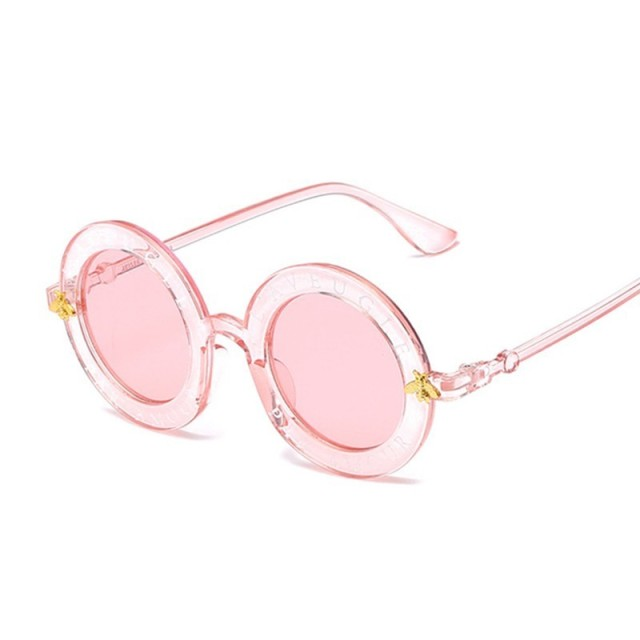 Little Bee Retro Round Sunglasses 6