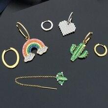 Vente En Gros Earrings Pixel Galerie Achetez à Des Lots à