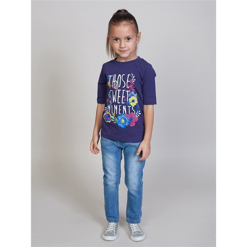 Jeans Sweet Berry Denim pants for girlss children clothing