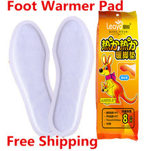 1 Pair Self Heated Insoles Winter Warm Heating Magnetic Foot Massage Insoles Shoes Boot Pad For Woman And Man(China)