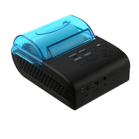 ZJIANG ZJ 5805 Portable 58mm Bluetooth Android 4.0 Thermal POS Printer