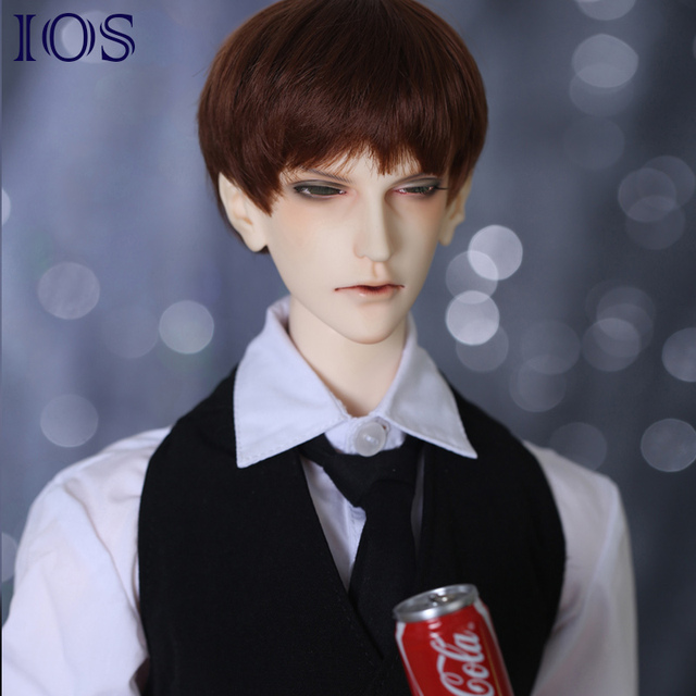 $ US $128.70 OUENEIFS BJD SD Dolls IOS Lacrimosa 80cm Male 1/3 Body Model Boys Eyes High Quality Toys Shop Resin Figures Free Eyes