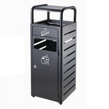 Pattumiera Raccolta Differenziata Vuilnisbak Dust Zero Waste Commercial Hotel Bin Cubo Basura Lixeira Dustbin Trash Can