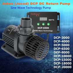 Jebao/Jecod DCP Serie 3500-20000 Maring Fluss Rate DC Sinus Welle Rückkehr Tauch Wasserpumpe