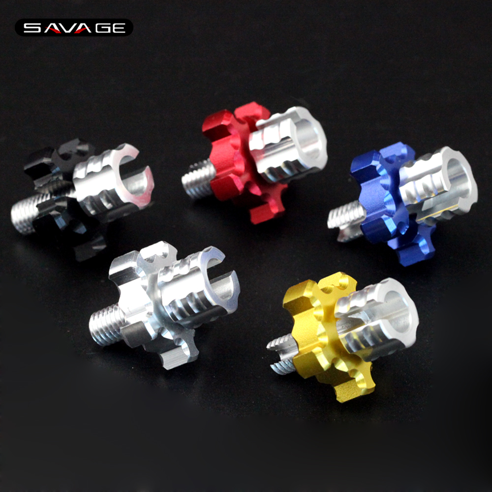 Clutch Cable Wire Adjuster For Kawasaki VULCAN S 650 750 ER4N ER6N ZZR KLX 250