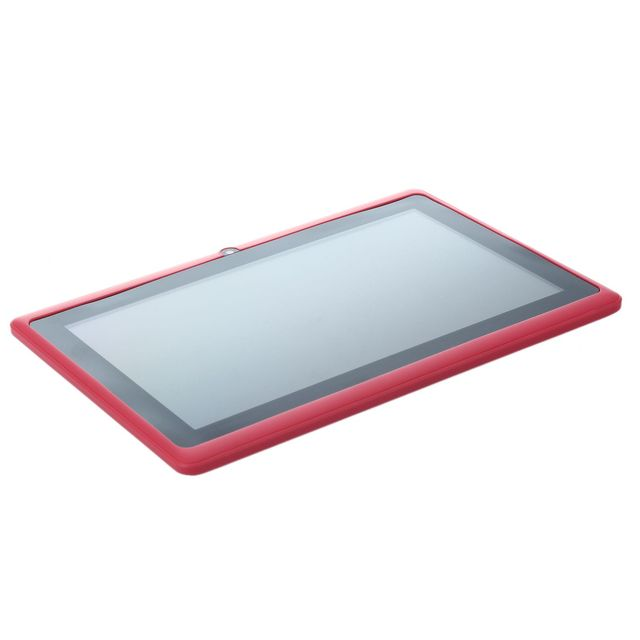 7 inch Android Google Tablet PC 4.2.2 8GB 512MB DDR3 Quad-Core Camera Capacitive Touch Screen 1.5GHz WiFi 3