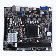 Socket LGA 1155 DDR3 Micro ATX Motherboard Mainboard Desktop Computer Mainboard for Intel H61 все цены