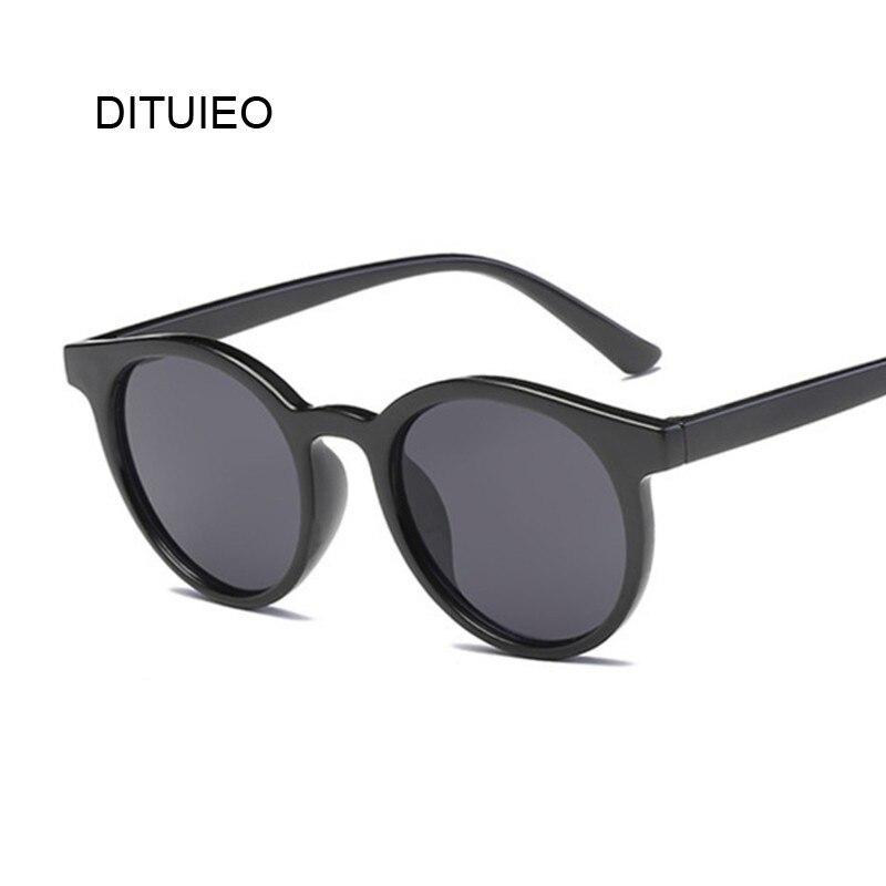 New Retro Mirror Sunglasses Women Brand Designer Luxury Vintage Cat Eye Black Sun Glasses Ladies Female UV400 Oculos