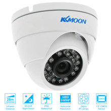 KKmoon 1080P AHD Camera 2MP 24 IR Lampen Nachtzicht IR CUT Waterdichte Outdoor CCTV Security Surveillance Camera