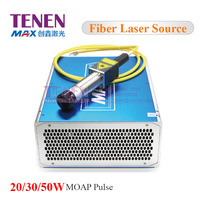 MAX 20W 30W 50W MOPA Pulse GQM 1064nm Fiber Laser Source For Fiber YAG Metal Marking Welding Machine MFPT 20 MFPT 30 MFPT 50