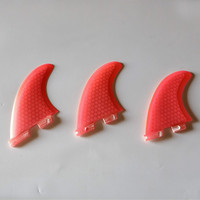 Factory goods Red color fcs2 G5 fins
