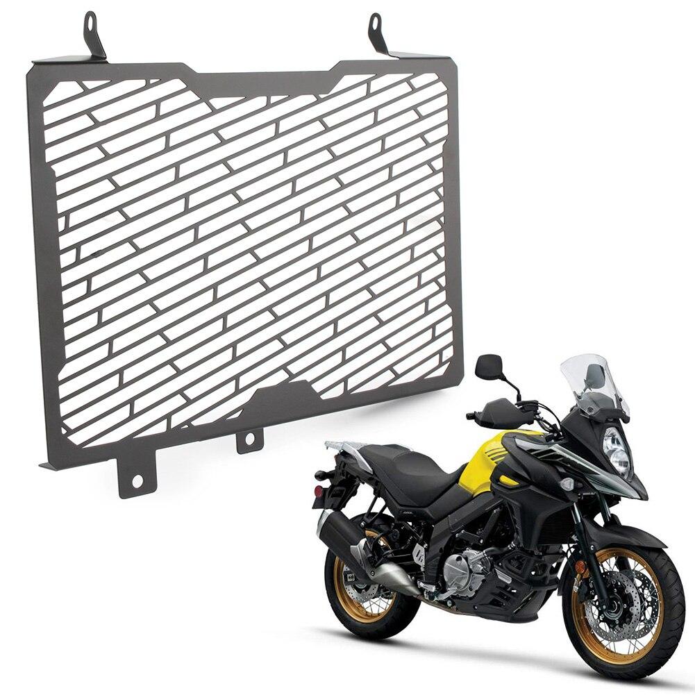 650XT 2017 2018 couvercle de Grille de calandre garde protecteur pour SUZUKI Vstrom V-STROM pièces en acier de moto