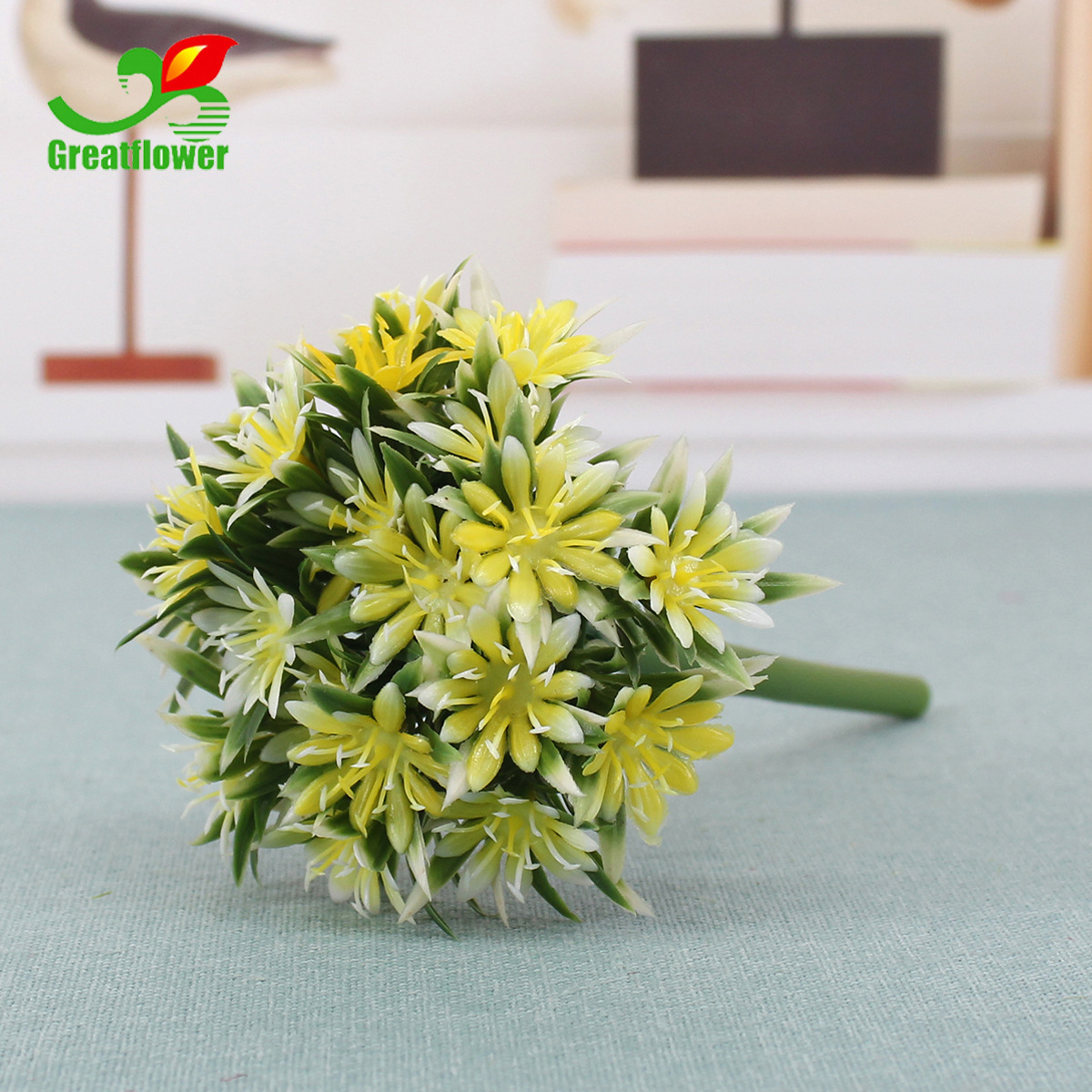 Manufacturer Direct Simulation Plastic Flowers New Style Bouquet Flower Arrangement Plant Accessories Decoration Arti