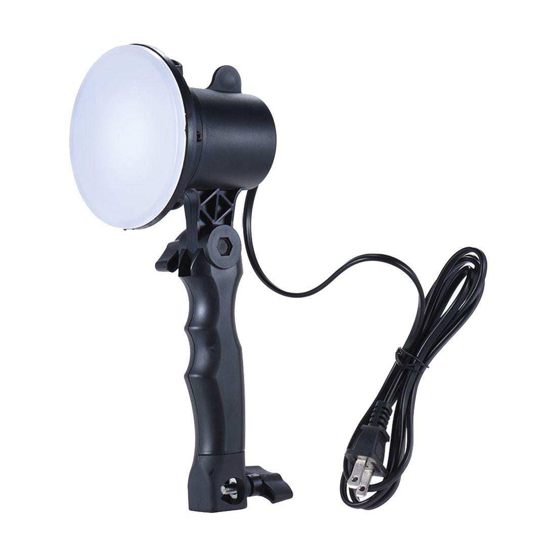 Camera/video Bags Roadfisher Photography Dslr Camera Video Led Spot Light Lamp White Warm Soft Light For Small Item Studio Shooting Live Broadcast