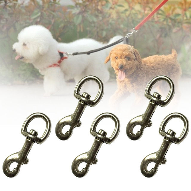alloy keychain spring dog buckle rotation 360 degree bag with hook buckle