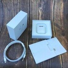 Мини TWS Bluetooth наушники Air pods беспроводной Bluetooth 5,0 наушники Touch гарнитура активировать Siri для iPhone Xiaomi Android