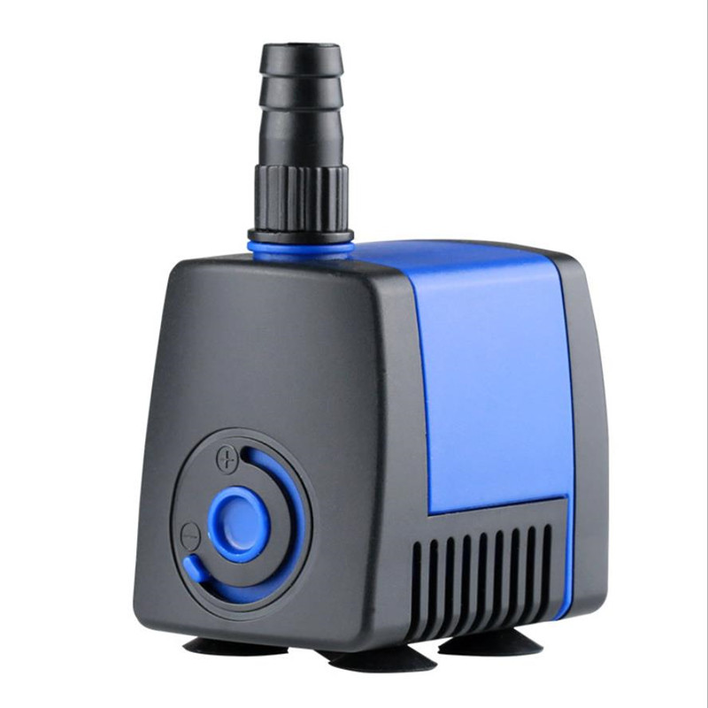 Aquarium Low Water Submersible Pump Water Supply Pipe