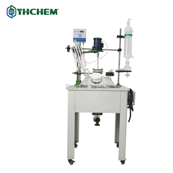 YHChem New Glass Reactor 30L SLR30L for Lab in Stock